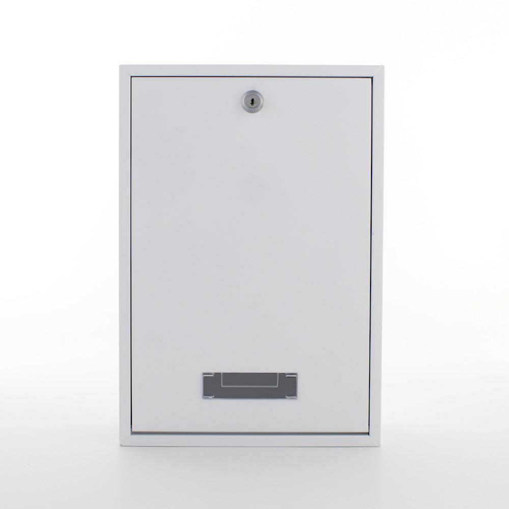 Profirst Mail PM 110 Briefkasten Weiß