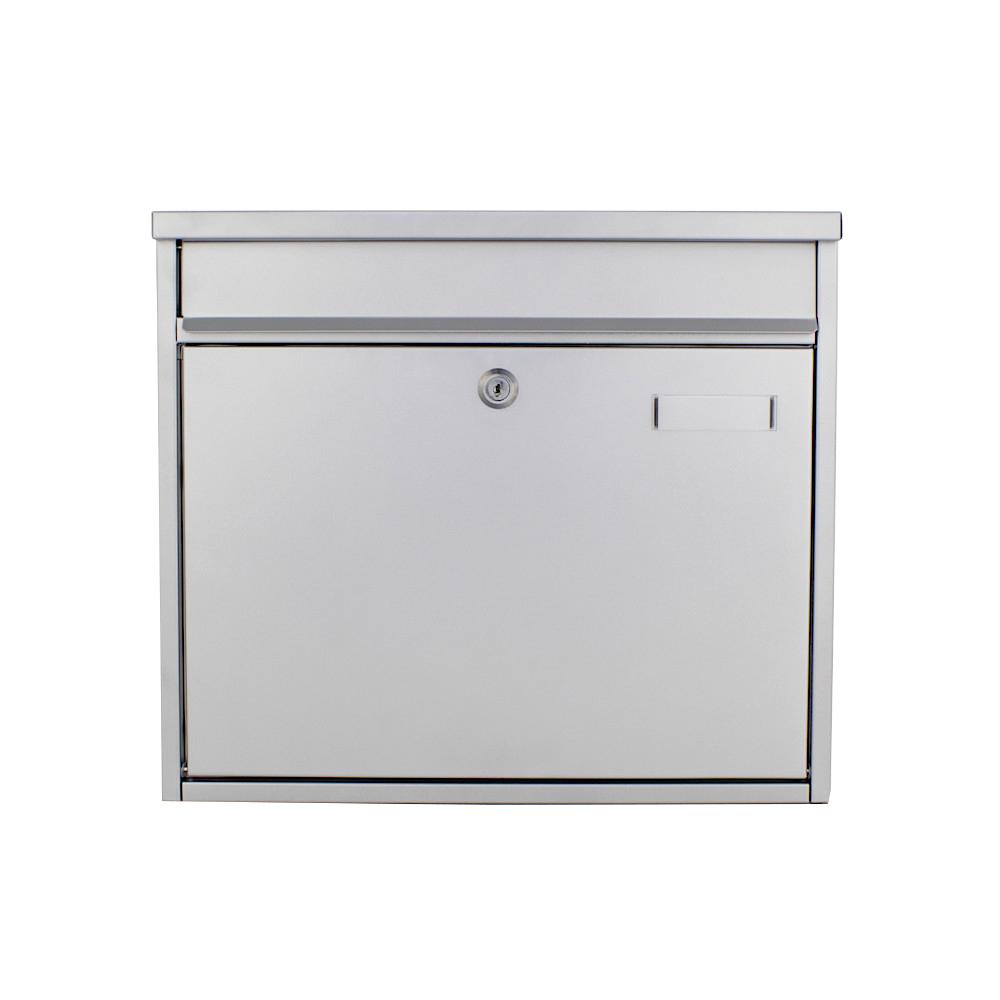 Profirst Mail PM 120 Briefkasten Silber