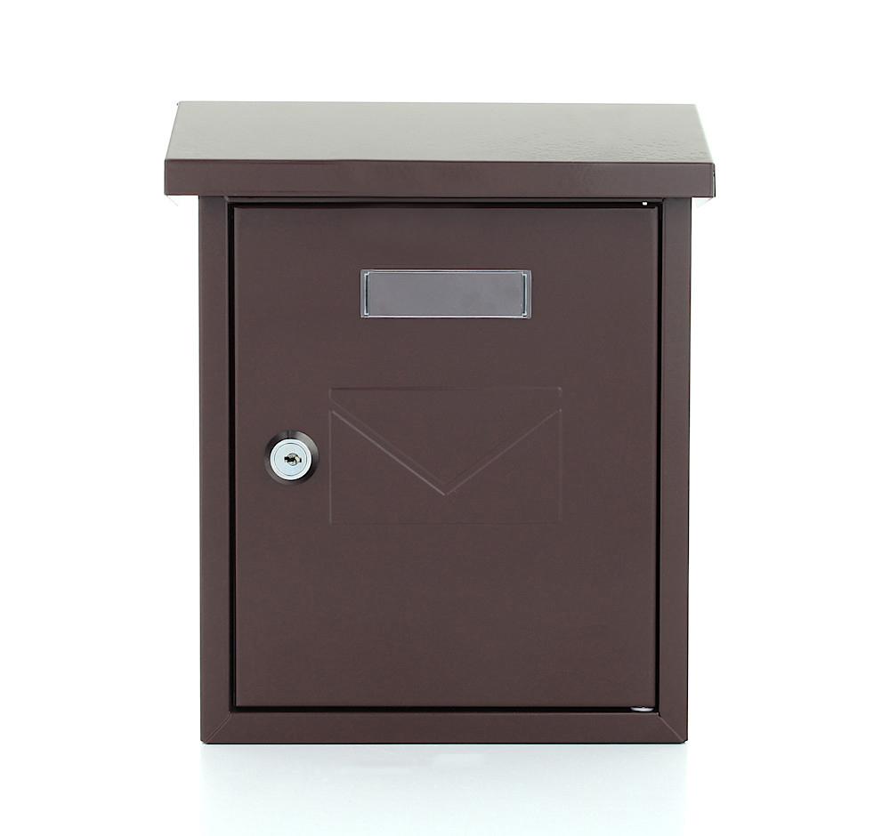 Profirst Mail PM 240 Briefkasten Braun