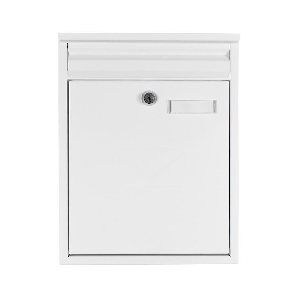 Profirst Mail PM 250 Briefkasten Weiß