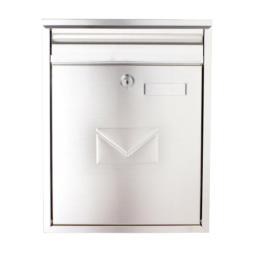 Profirst Mail PM 250 Briefkasten Edelstahl