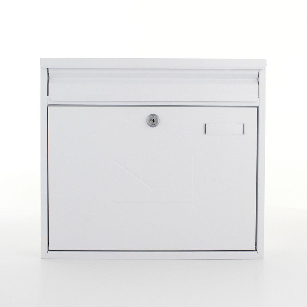 Profirst Mail PM 460 Briefkasten Weiß