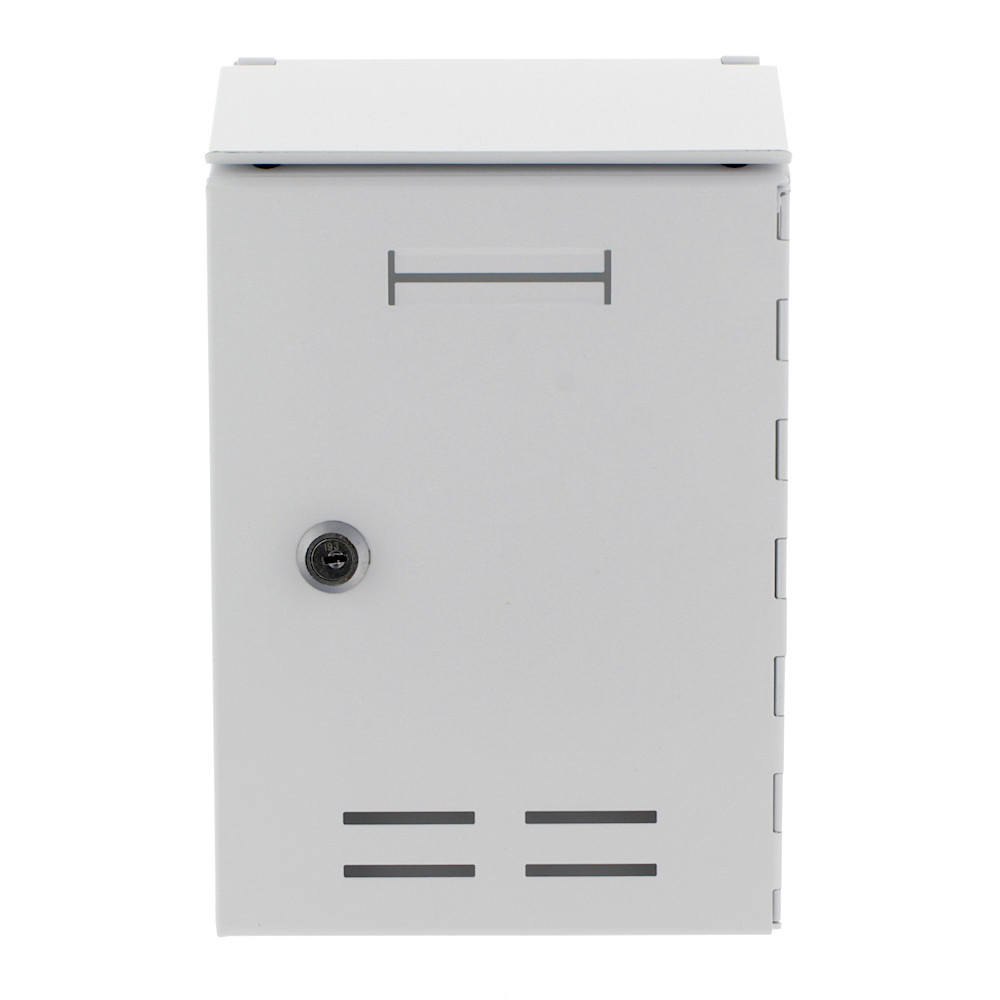 Profirst Mail PM 500 Briefkasten Weiß