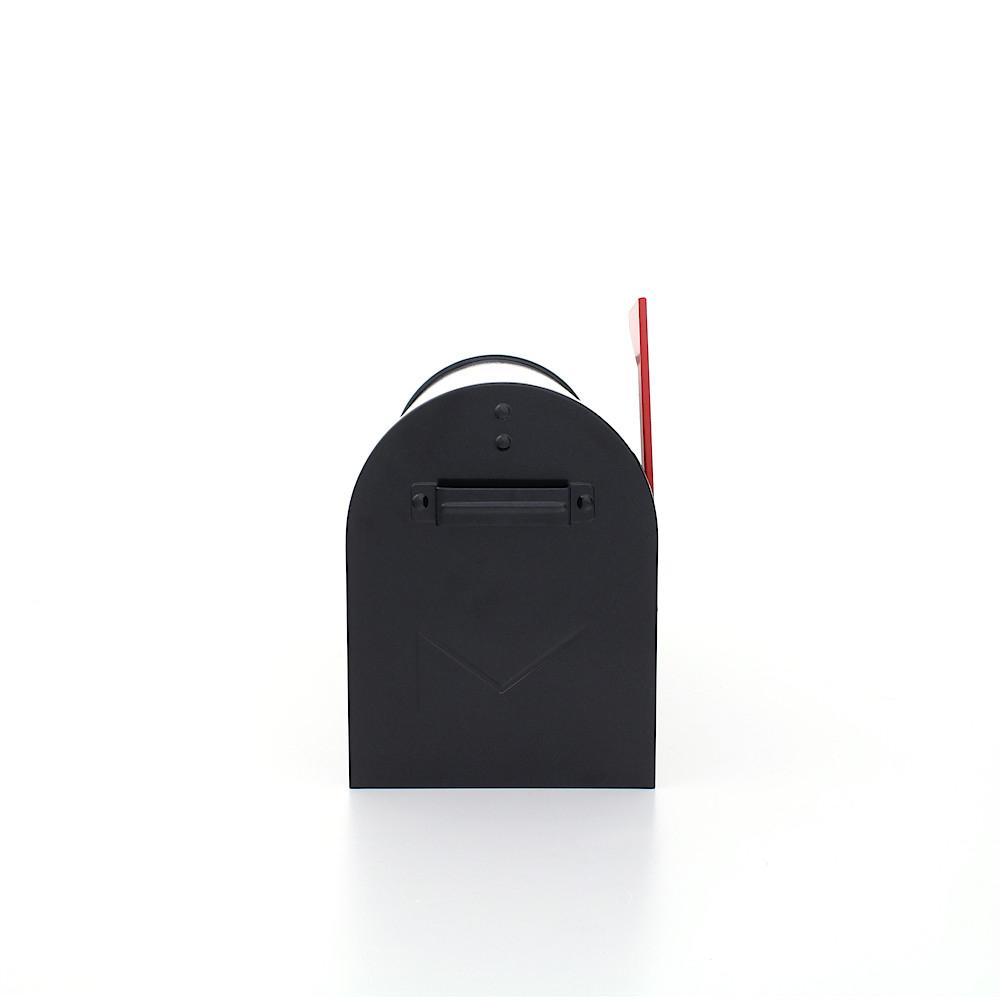 Profirst Mail PM 630 Briefkasten Schwarz