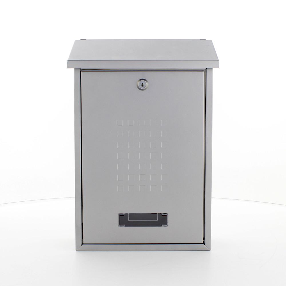 Rottner Briefkasten Lignano silber