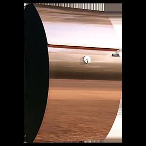Kupfer Briefkasten