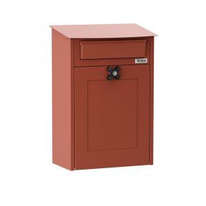 Flexbox Briefkasten Albert 9302 Rot