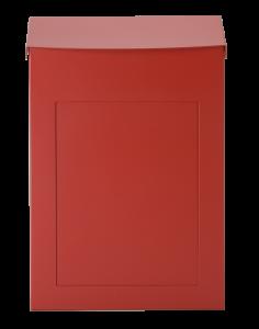 Flexbox Briefkasten Philip 9001 er Rot