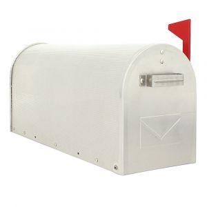 Profirst Mail PM 630 Briefkasten Silber