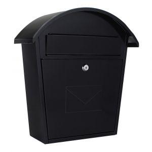 Profirst Mail PM 710 Briefkasten Schwarzgrau