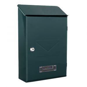Rottner Briefkasten Pisa grün