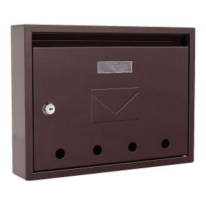 Rottner Briefkasten Imola braun