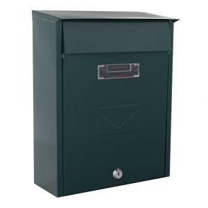 Rottner Briefkasten Tivoli grün